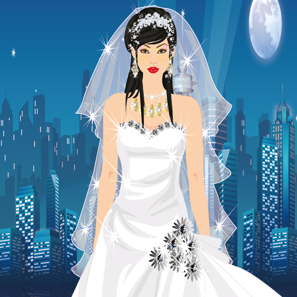 Elegant Bride Girl Game