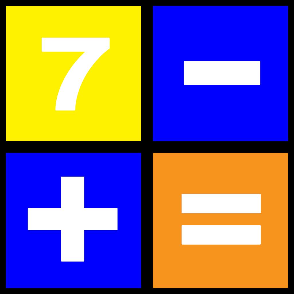 Calculator Math for Kids